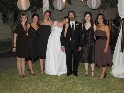 weddingbridegroomladies
